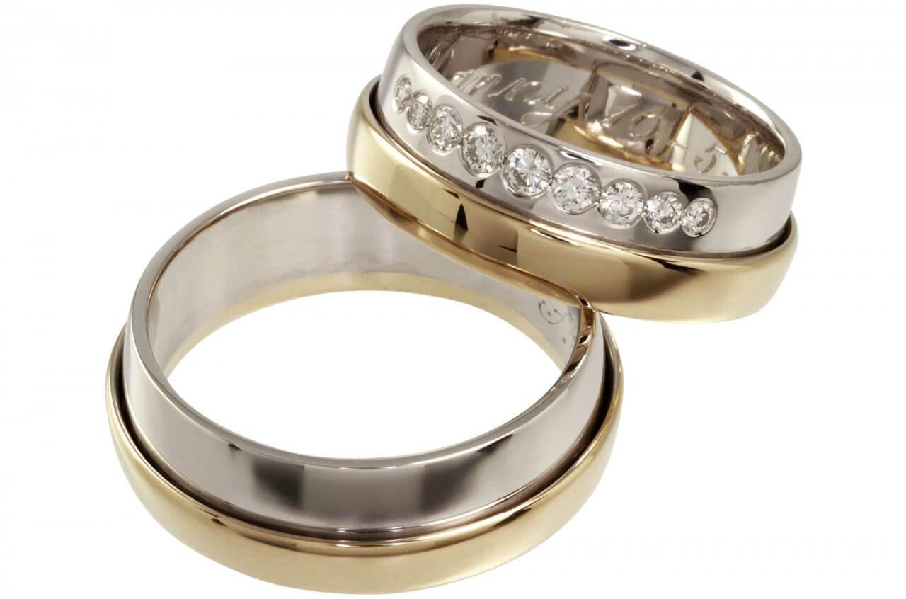 trouwringen-goud-zilver